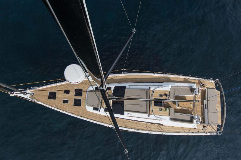 Navalia - Imbarcazione Dufour 56 Exlusive 4