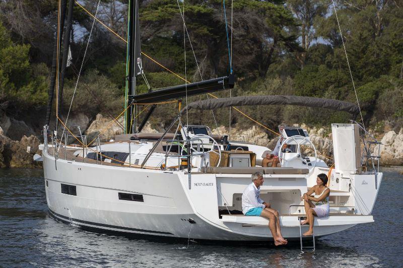 Navalia - Imbarcazione Dufour 56 Exclusive 5