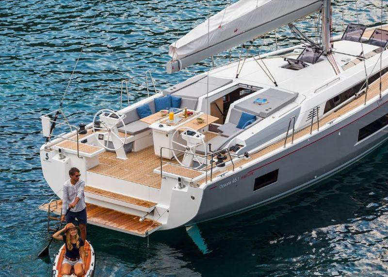 Navalia - Imbarcazione Oceanis 46.1 5