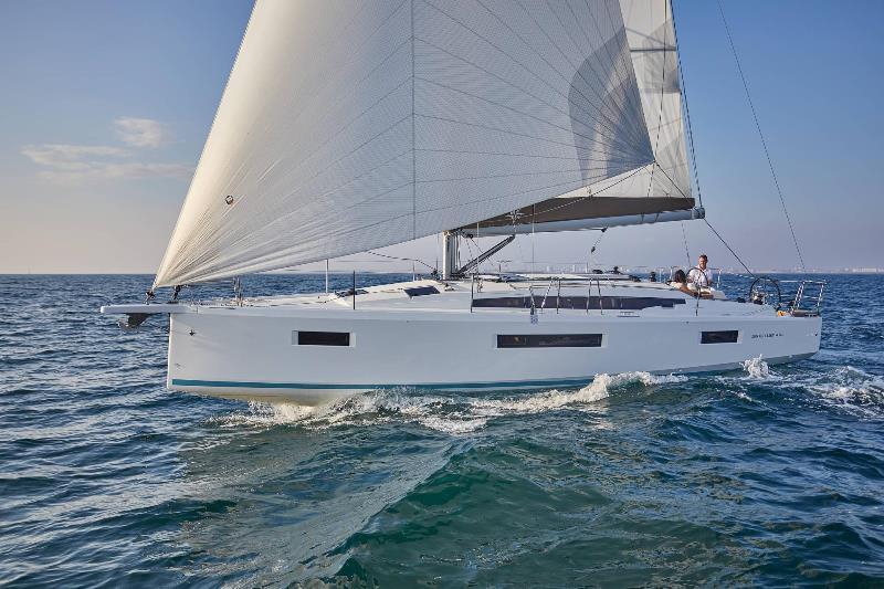 Navalia - Imbarcazione Sun Odyssey 410 1