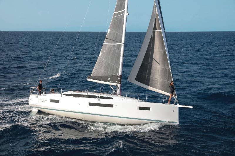 Navalia - Imbarcazione Sun Odyssey 410 4