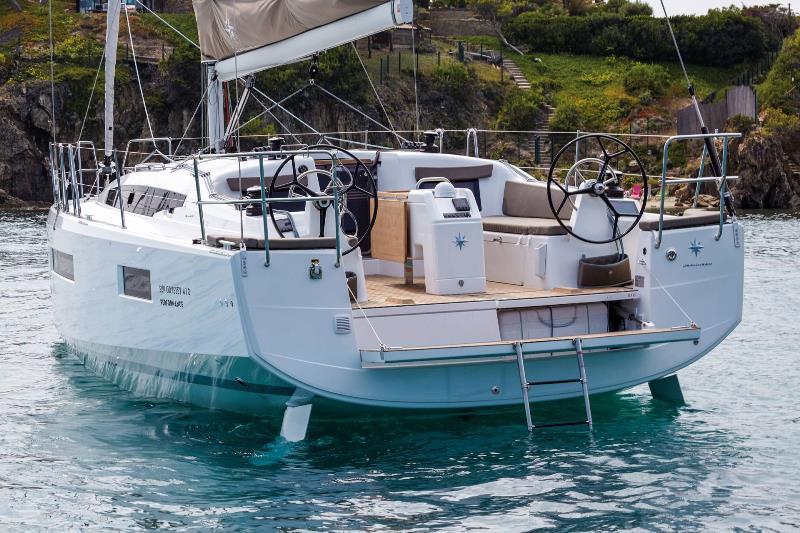 Navalia - Imbarcazione Sun Odyssey 410 5