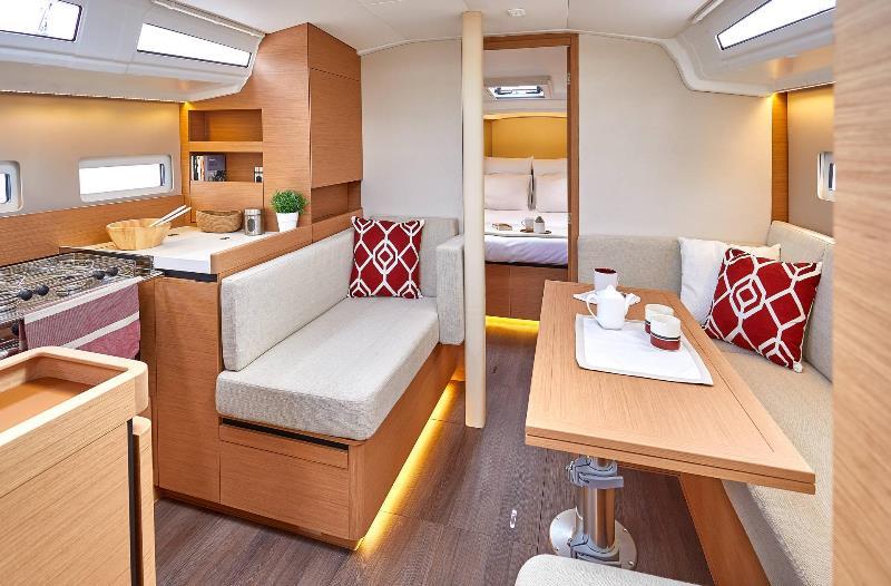 Navalia - Imbarcazione Sun Odyssey 410 8