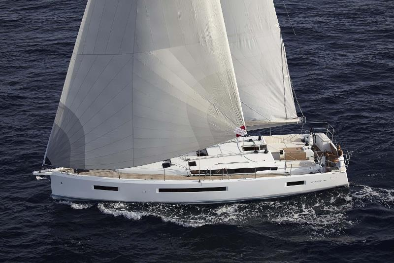 Navalia - Imbarcazione Sun Odyssey 490 1