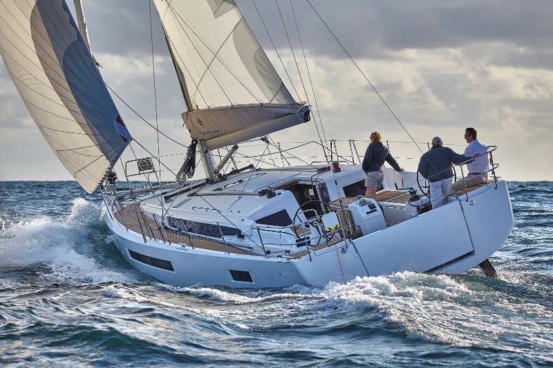 Navalia - Imbarcazione Sun Odyssey 490 9