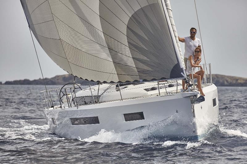 Navalia - Imbarcazione Sun Odyssey 490 4