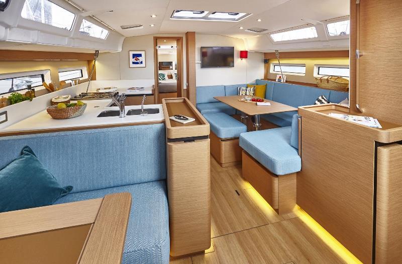 Navalia - Imbarcazione Sun Odyssey 490 5