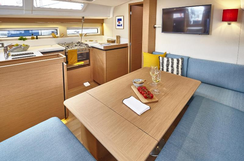Navalia - Imbarcazione Sun Odyssey 490 6
