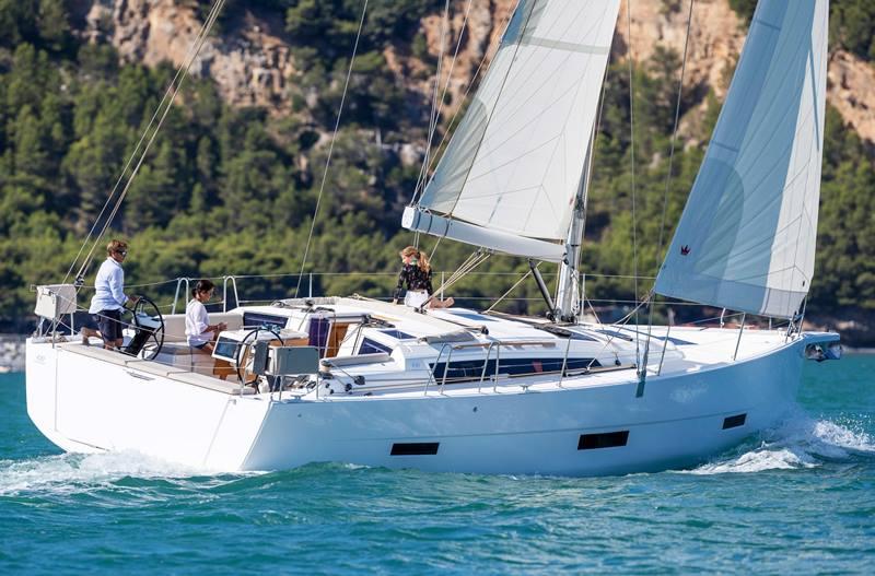 Navalia - Imbarcazione Dufour 430 GL 2