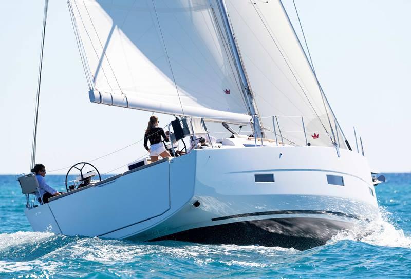 Navalia - Imbarcazione Dufour 430 GL 3