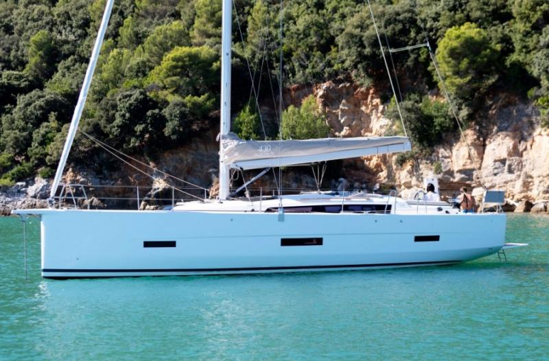 Navalia - Imbarcazione Dufour 430 GL 4