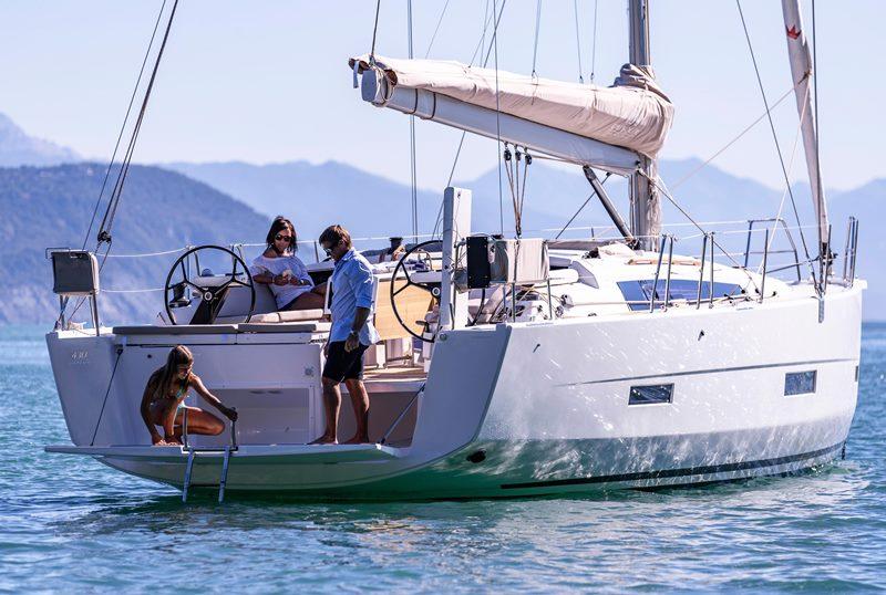 Navalia - Imbarcazione Dufour 430 Grand Large 5