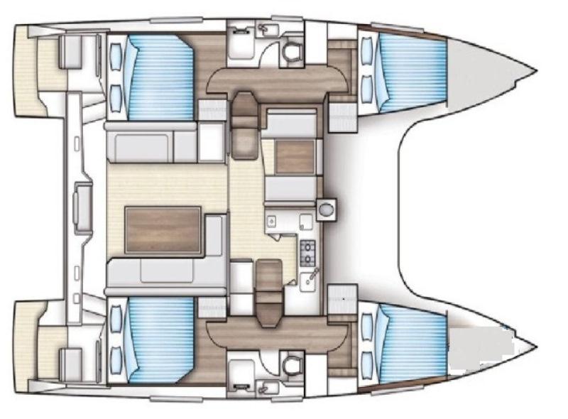 Navalia - Imbarcazione Nautitech Open 40 13