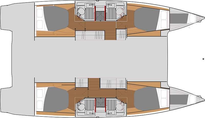 Navalia - Imbarcazione Astrea 42 13