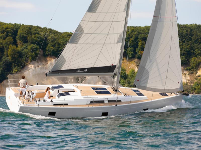 Navalia - Imbarcazione Hanse 458 1