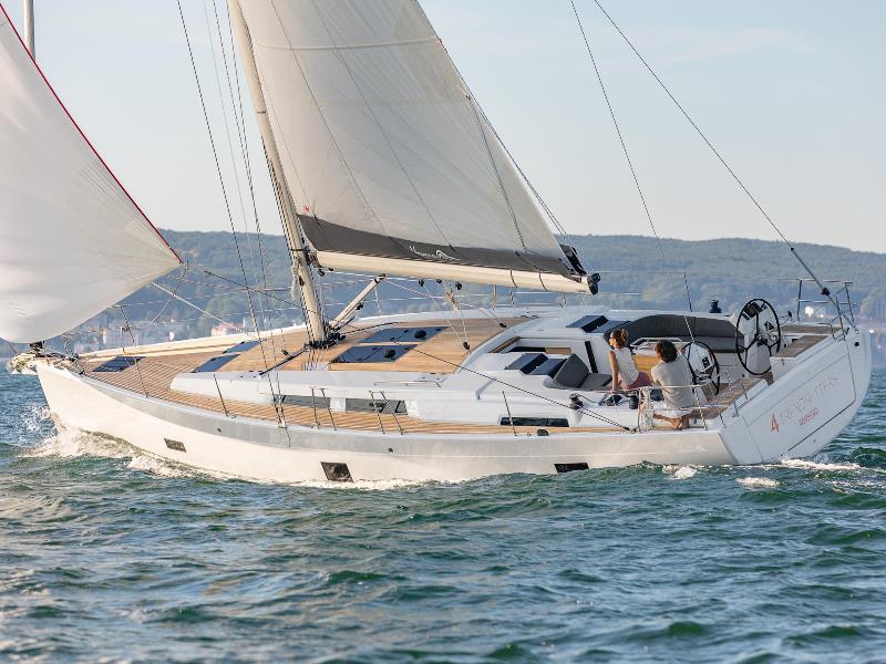 Navalia - Imbarcazione Hanse 458 2