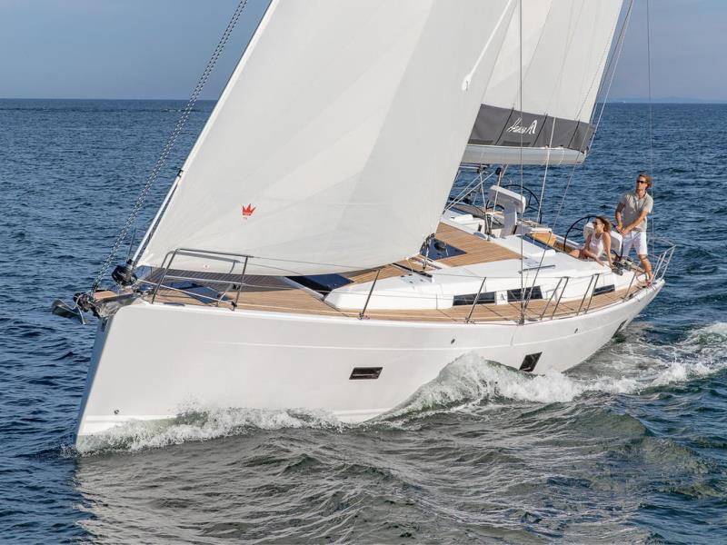 Navalia - Imbarcazione Hanse 458 3