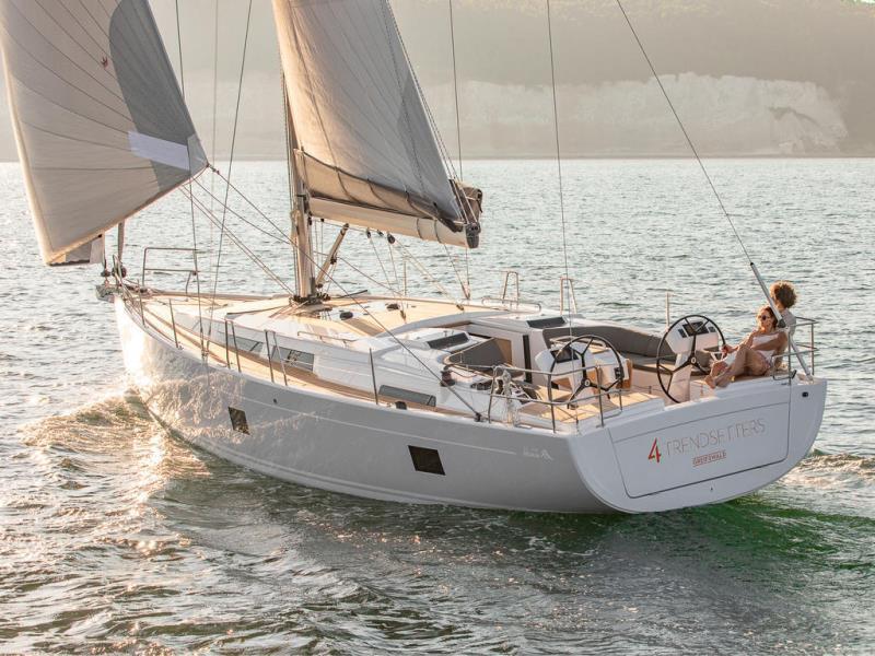Navalia - Imbarcazione Hanse 458 4