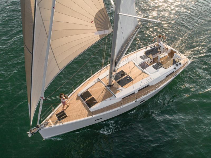 Navalia - Imbarcazione Hanse 458 5