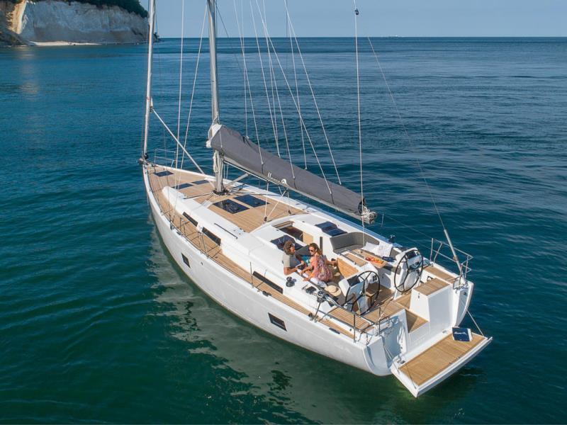 Navalia - Imbarcazione Hanse 458 6