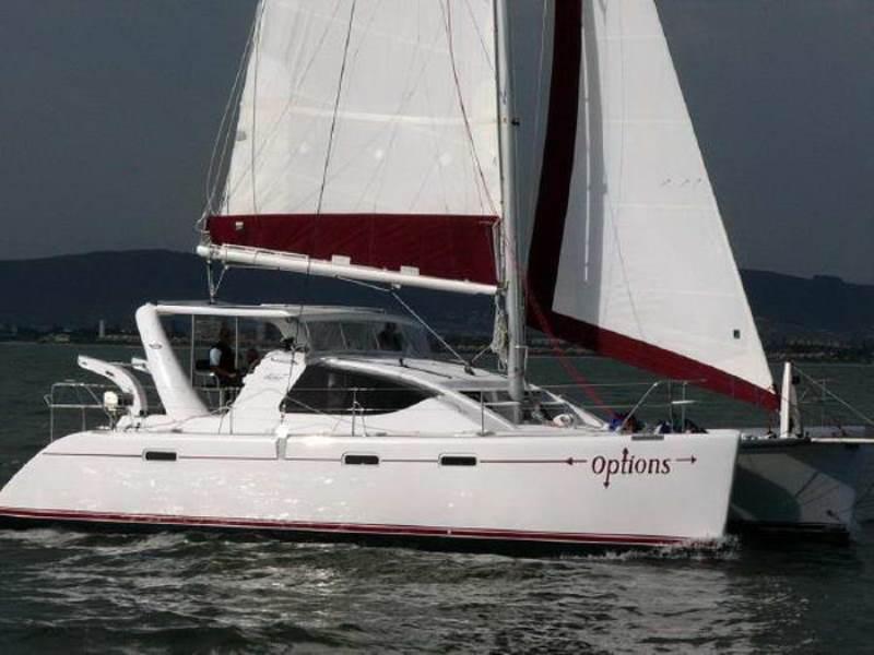 Navalia - Imbarcazione Admiral 40 1