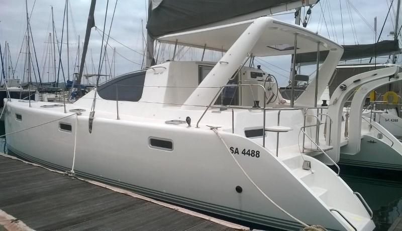 Navalia - Imbarcazione Admiral 40 4