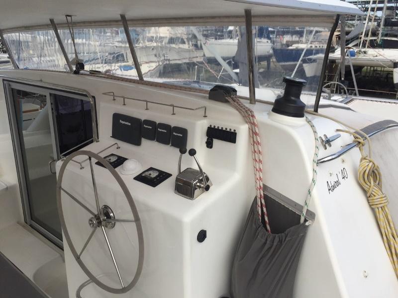 Navalia - Imbarcazione Admiral 40 6
