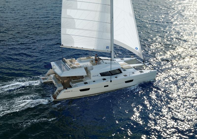 Navalia - Imbarcazione Ipanema 58 a Nassau 1