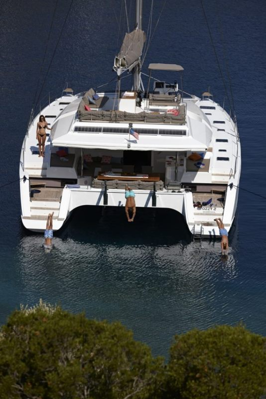 Navalia - Imbarcazione Ipanema 58 a Nassau 3