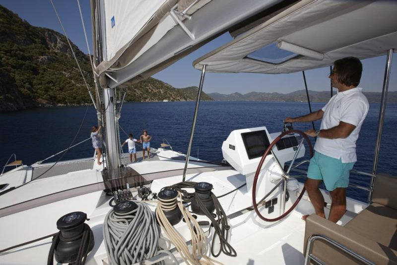 Navalia - Imbarcazione Ipanema 58 a Grenada 4