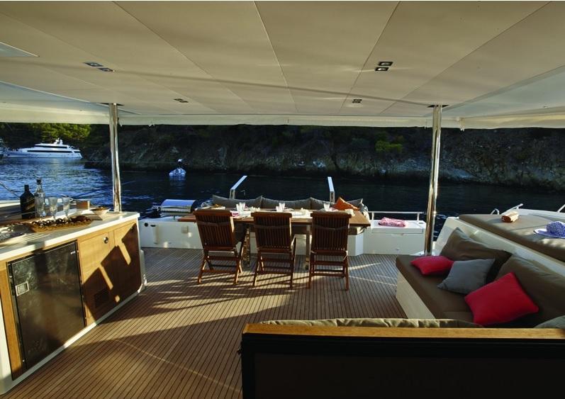 Navalia - Imbarcazione Ipanema 58 a Grenada 5