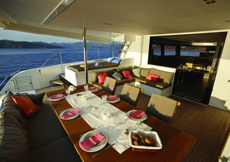 Navalia - Imbarcazione Ipanema 58 a Grenada 6