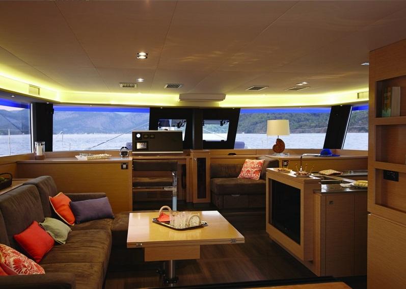 Navalia - Imbarcazione Ipanema 58 a Nassau 7