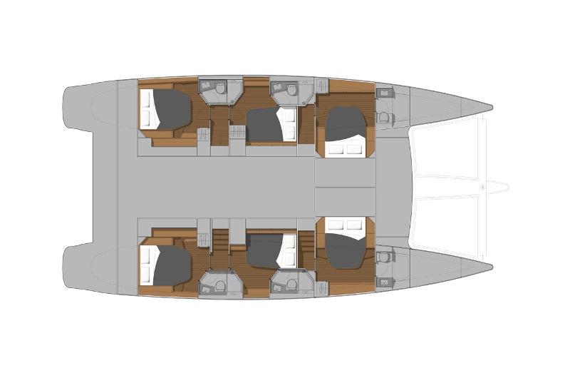 Navalia - Imbarcazione Ipanema 58 a Nassau 12