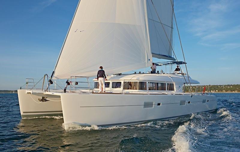 Navalia - Imbarcazione Lagoon 620 alle Seychelles 1