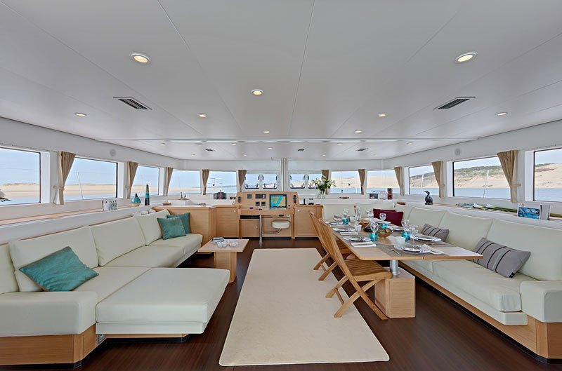 Navalia - Imbarcazione Lagoon 620 alle Bahamas 8
