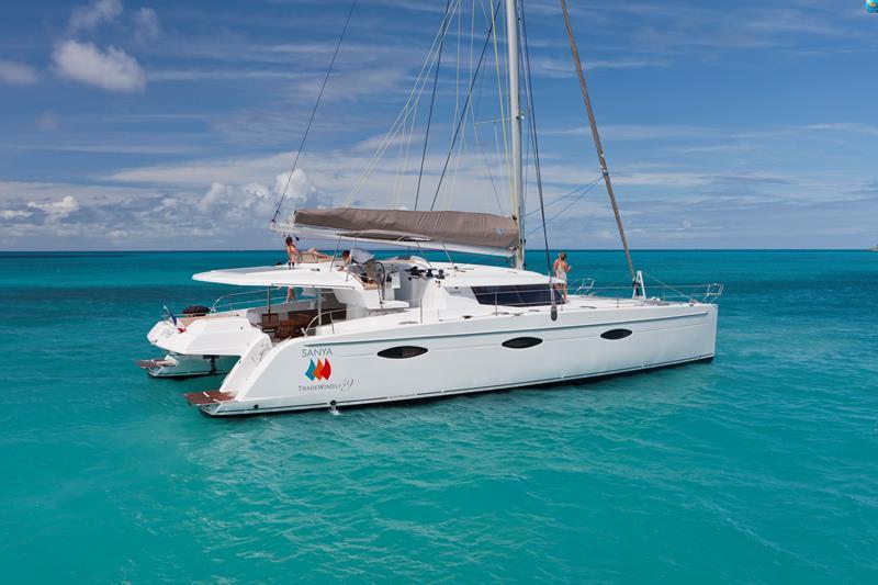 Navalia - Imbarcazione Sanya 57 a Grenada 1