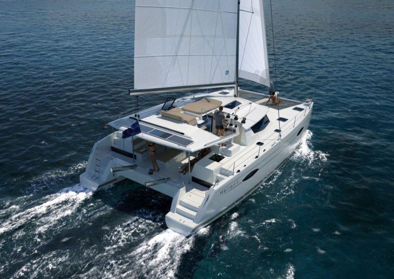 Navalia - Imbarcazione Sanya 57 a Grenada 2