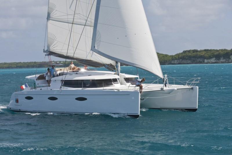 Navalia - Imbarcazione Sanya 57 a Grenada 3