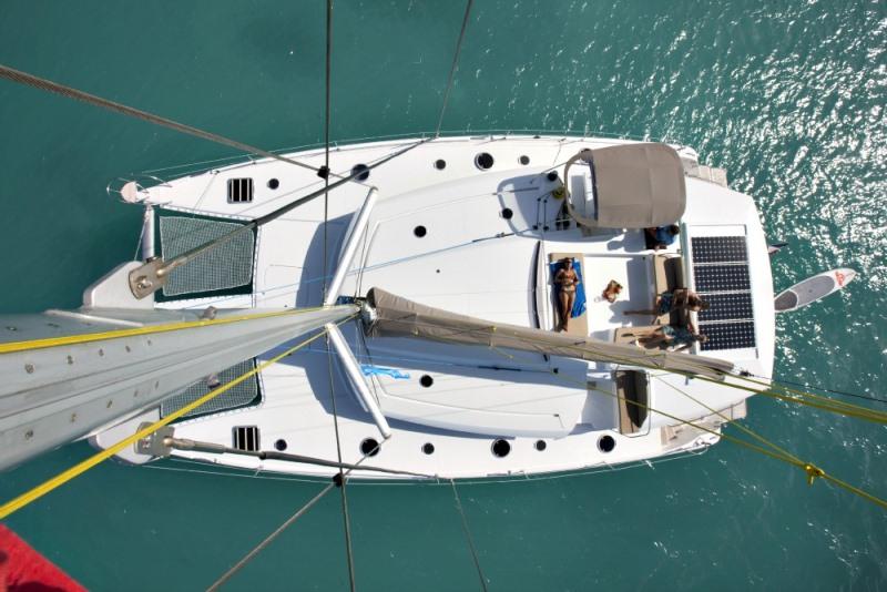 Navalia - Imbarcazione Sanya 57 a Grenada 4