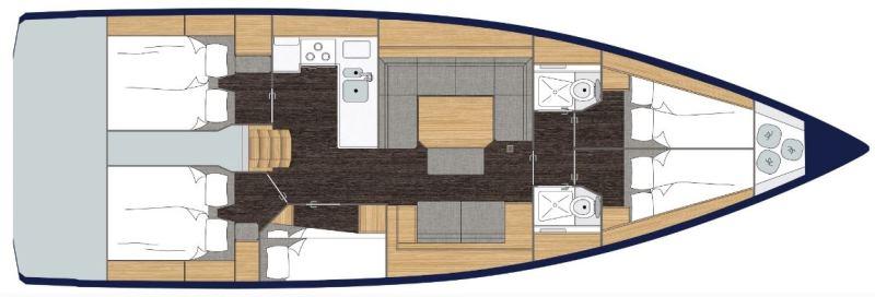 Navalia - Imbarcazione Bavaria C45 12