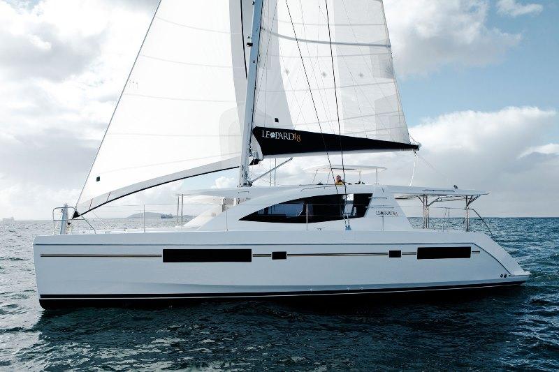 Navalia - Imbarcazione Moorings 4800 1