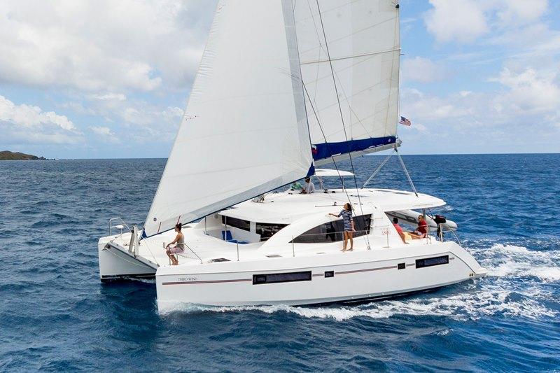 Navalia - Imbarcazione Moorings 4800 2