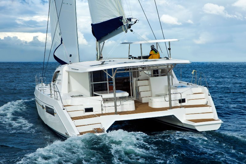 Navalia - Imbarcazione Moorings 4800 3