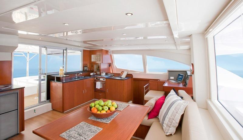 Navalia - Imbarcazione Moorings 4800 7