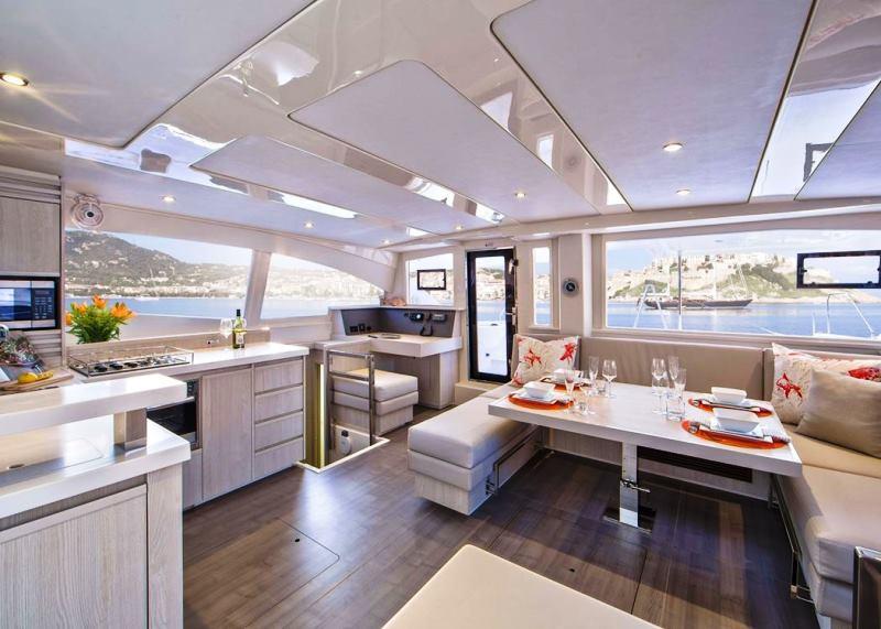 Navalia - Imbarcazione Moorings 4800 8