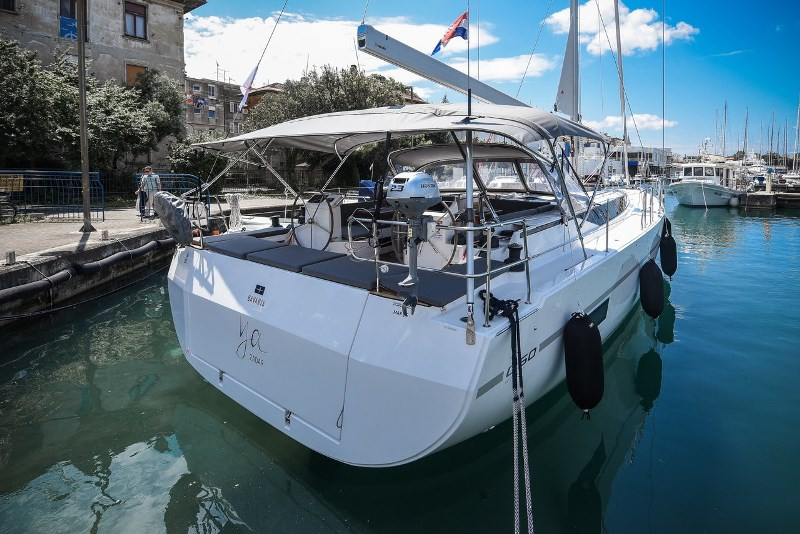 Navalia - Imbarcazione Bavaria C50 Style 3