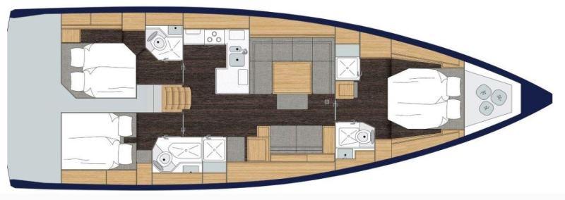 Navalia - Imbarcazione Bavaria C  50 Style 11