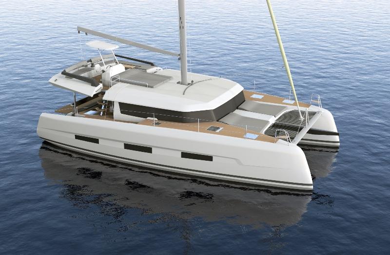 Navalia - Imbarcazione Dufour 48 3
