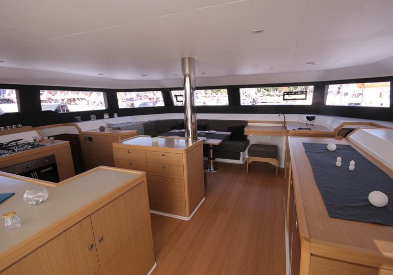 Navalia - Imbarcazione Dufour 48 8
